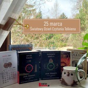 Dzień czytania Tolkiena 25 marzec